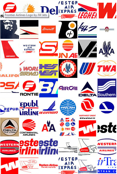 Airlines Logo Pack | Airline Logos Vector